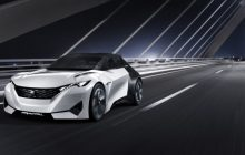 Peugeot Fractal: An Electric Concept At Frankfurt motor show 2015