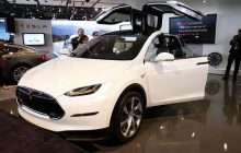 Tesla Model X, Introduction, Release Date and Price