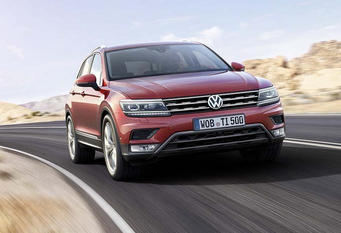 Volkswagen Tiguan 2016 Specs