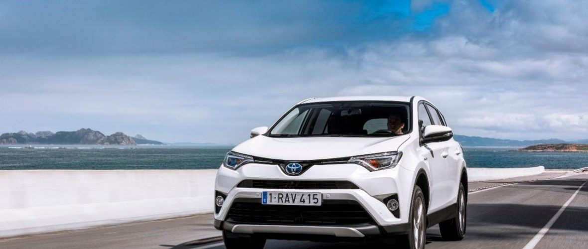 2016 Toyota Rav4 Hybrid Price, Options & Specs
