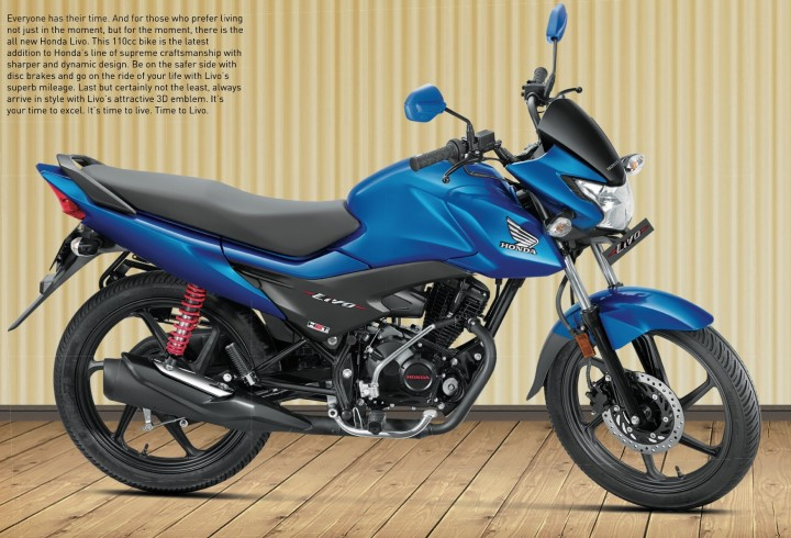 Honda Livo 110 Review