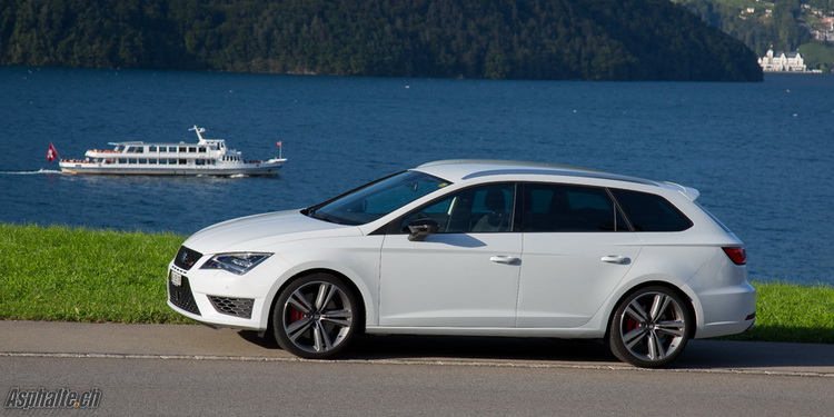 Seat Leon Cupra ST Test & Review