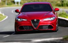 2016 Alfa Romeo Giulia Specifications