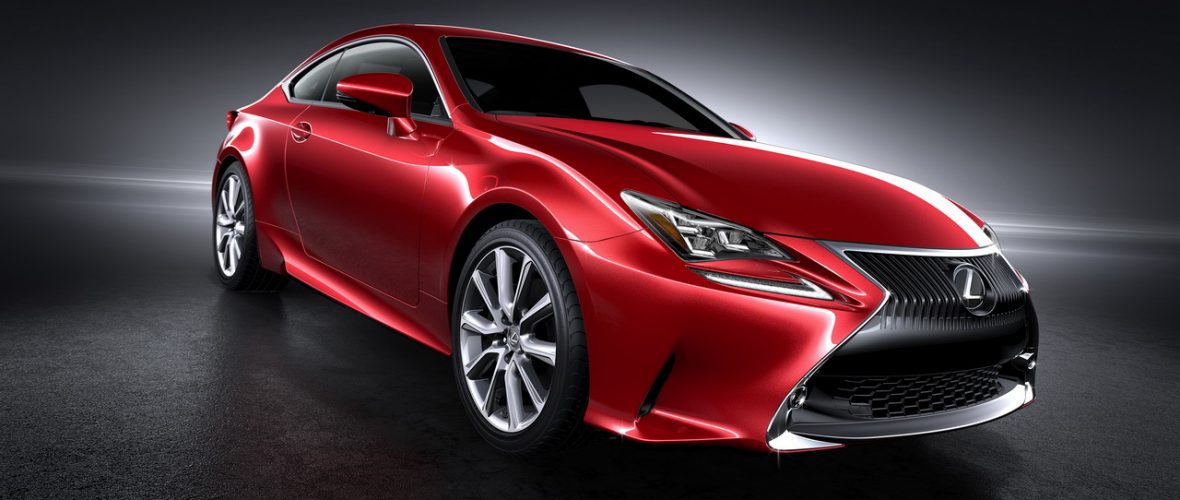 2016 Lexus RC 200t and RC 300H Price