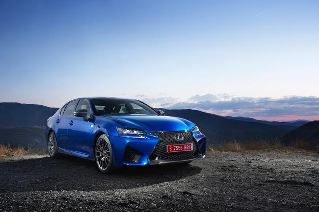 Lexus GS F Price: over 100 000 euros for sport GS