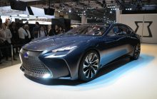 Lexus LF-FC Concept (Next-gen LS?)