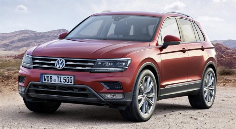 Volkswagen Tiguan 2016 prices, interior, Technical Specs