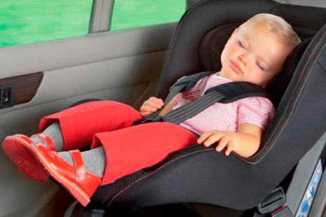 The Safest Spot Seat in the Car