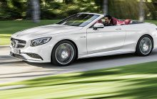 Mercedes S Class Cabriolet Release Date & Price