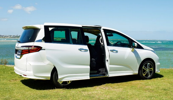 10 Cool Things About 2016 Honda Odyssey