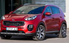 2016 Kia Sportage: Perfect combination of design and technology