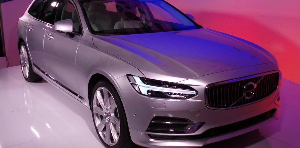 Volvo V90 2017 Release Date & Specs