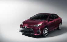 2017 Toyota Corolla Redesign, Celebrate 50th Anniversary