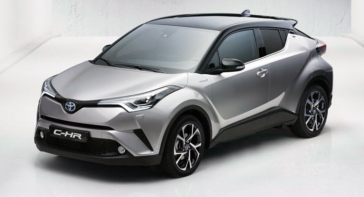 About 2017 Toyota C-HR