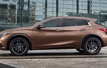 Finally Arrived, This 2016 Infiniti Q30 Specs, Price & Details