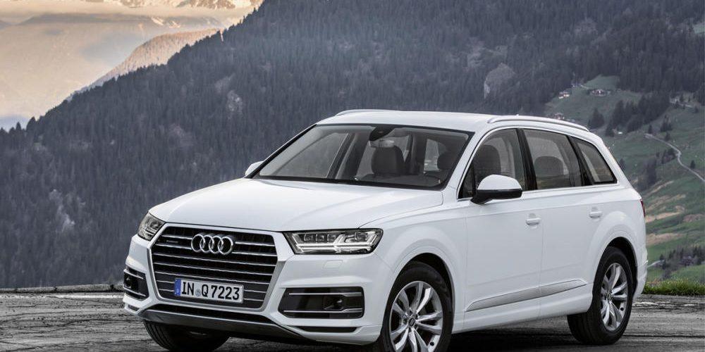 The Whole Audi Q Series Models