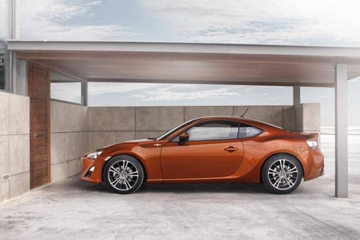 Toyota GT86 depth Review