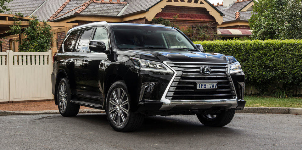 2016 Lexus LX 570 Specs, Price, Review & Test Drive