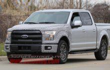 2018 Ford F-150 Newest Spy Shots