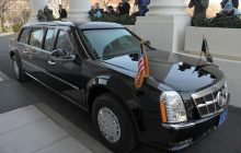 About Obama's limo
