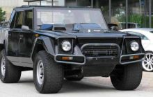 Lamborghini LM002 Review, The Italian Hummer