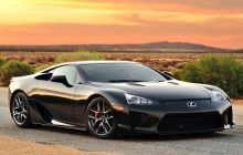 Lexus LFA Price