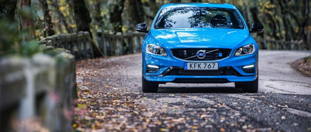 Quickest Volvo Ever, 2017 Volvo S60 Polestar Boasts 367 HP