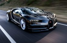 Cool Facts About 2017 Bugatti Chiron