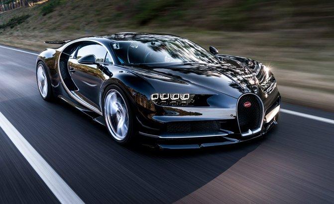 Cool Facts About 2017 Bugatti Chiron