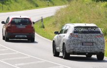 2017 Honda CR-V Spy shots & Price