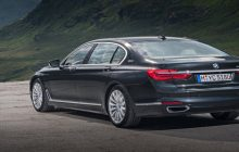 BMW 7 Series iPerformance hybrid price