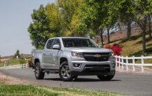 2017 Chevrolet Colorado Updates : New Transmission Eight-Speed, New Engine V-6