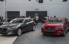 2017 Mazda 3 and 6 Redesign, get G-Vectoring Control