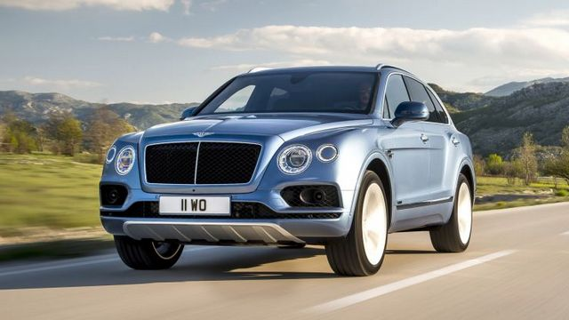Bentley and the future of luxury cars