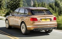Bentley: Rechargeable hybrid arrives