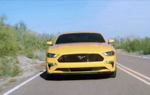 Ford Mustang Redesign appears on the web