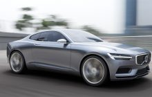 Future Volvo C90: up to 600 hp?