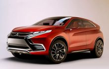 Geneva 2017: Mitsubishi compact crossover