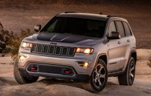 Jeep Grand Cherokee on Alfa Romeo platform