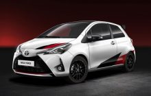 Lightweight Redesign and muscled version for the Toyota Yaris