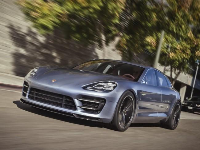 Porsche Panamera Sport Turismo, we will see in Geneva