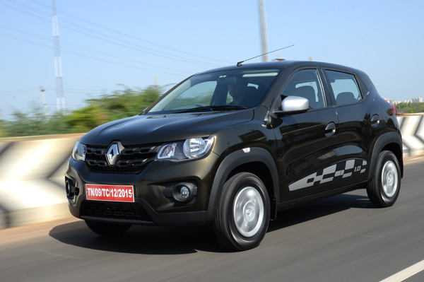 Renault Kwid Will be launched in both markets in 2017