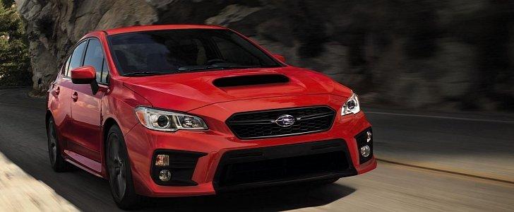 Subaru WRX and WRX STI 2018: review details