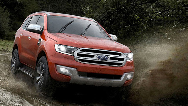The Ford Bronco will be rustic