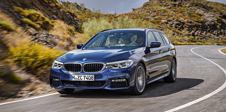 2017 BMW 5 Series Specs, re