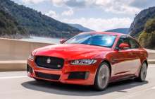 2018 Jaguar XE Receives New Engine, New Features