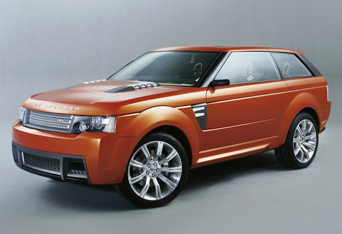 Range Rover will also enter the SUV-Coupé