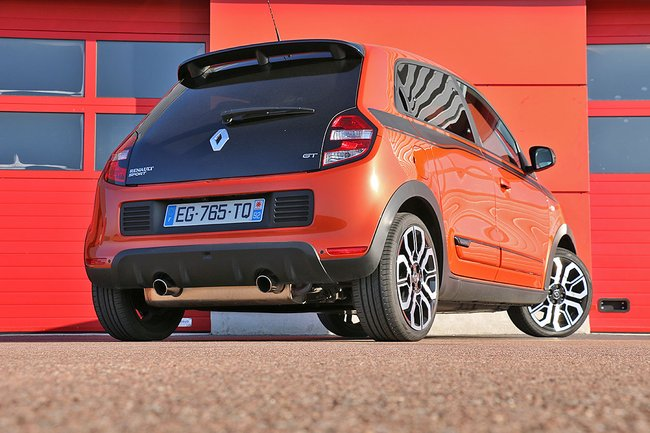 The New Renault Twingo GT Test and Review