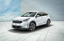 2018 Kia Niro PHEV: Bigger battery pack, bigger range