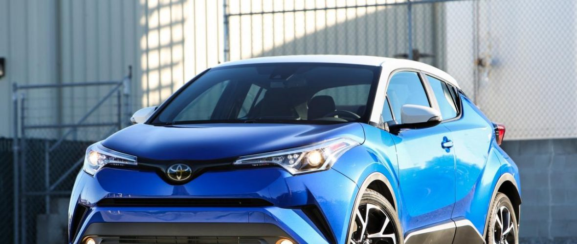 2018 Toyota C-HR Price : starts at $ 22,500